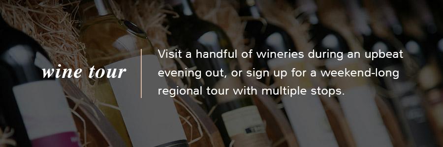 bachelorette party wine tour