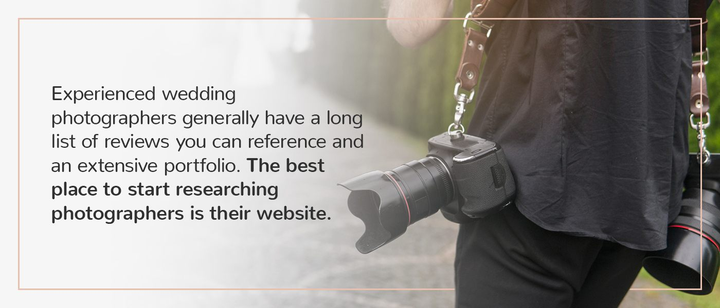 research photographer reviews