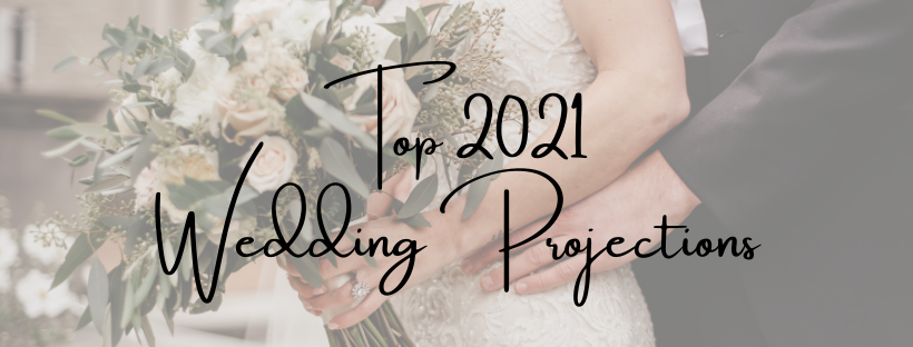 Top 2021 Wedding Projections